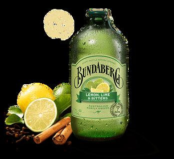 Bundaberg Lemon lime bitters 375 ml