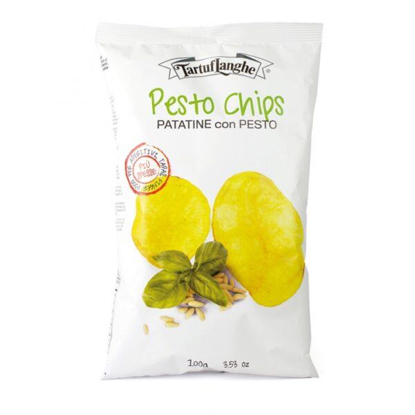 Chips met Pesto 100 grTartufLange