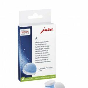 Jura Reinigings tabletten 6 stuks