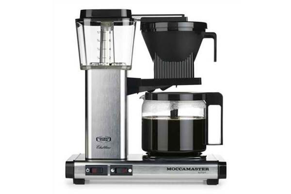 Coffee machine KBG Brushed Moccamaster