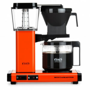 Coffee machine KBG Orange Moccamaster versie 1
