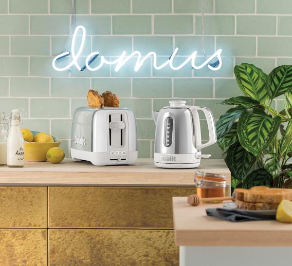 Dualit DOMUS Kettle 1.5 liter Porcelain 3000W
