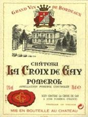 Chateau La Croix de Gay Pomerol 2014 75 cl