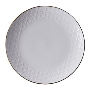Nippon White bord 19cm Stripes