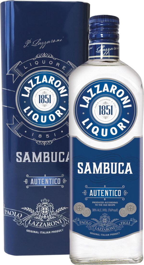 Sambuca Infinito Lazzaroni Blik 70cl 42°