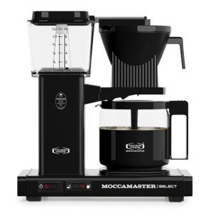 Black Moccamaster KBG Select
