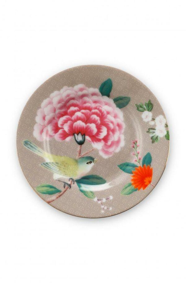 Petit Four Blushing Birds Khaki 12cm PIP