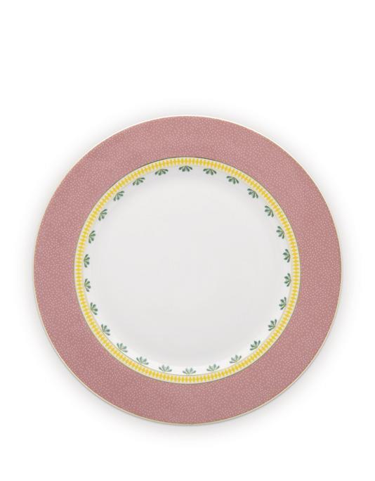 Plate La Majorelle Pink 26.5cm PIP