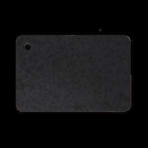 Snijplank middel ZWART COMEBEKK 20x30 CM