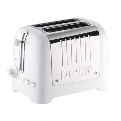 Dualit 2 slots Lite toaster WIT