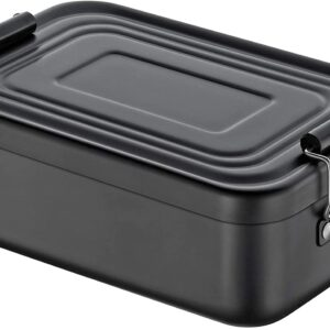 lunchbox small allu, black