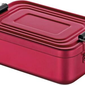 lunchbox small allu, red
