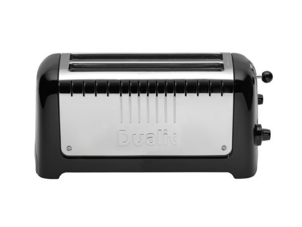 Dualit 2 slots Lite toaster POP GLOSS BLACK