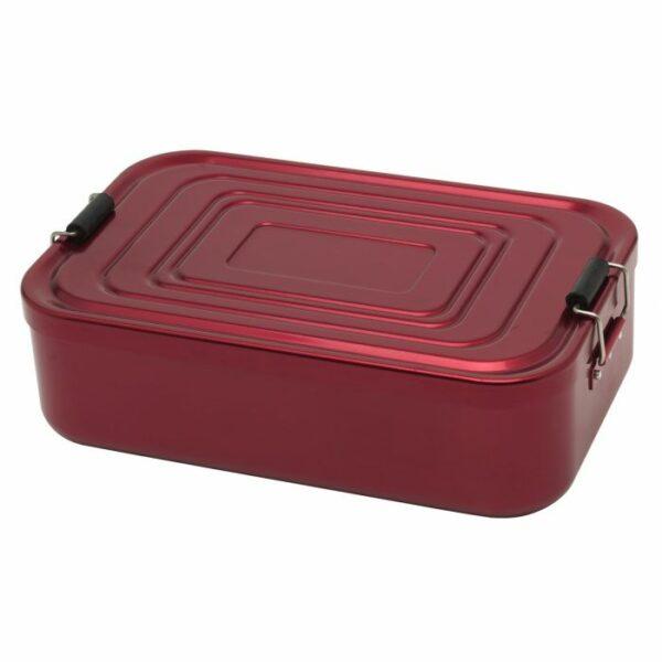 lunchbox Large allu, redKuchenprofi