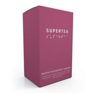 SUPERTEA Rooted Passionfruit Organic 20 st