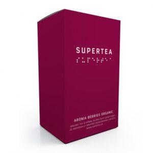 SUPERTEA Aronia Berries Organic 20 st