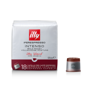 ILLY IPERERESSO INTENSO 18 CUPS