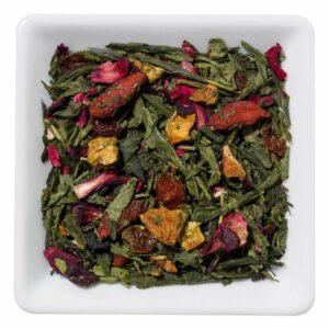 Groene thee en bessen 100gr KaZart Thee