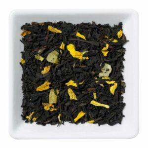 Zwarte thee Mango 100gr KaZart Thee