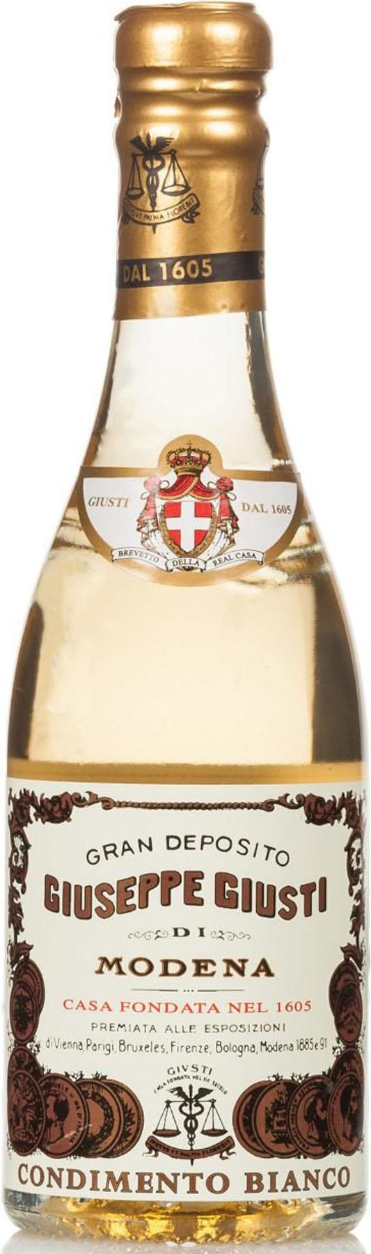 Guiseppe Giusti Witte Balsamico 250 ml