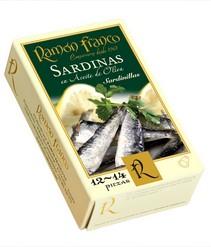 Sardinas Ramon Franco 14-18 st