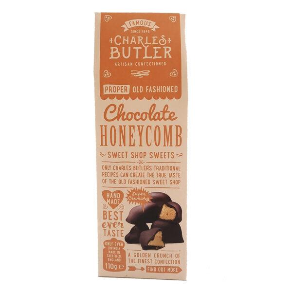 Chocolate HONEYCOMB Charles Butler 110 gr