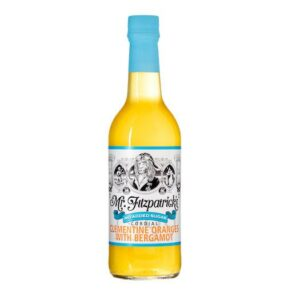 Mr. Fitzpatricks Clementine Orange/Bergamot (No added sugar) 500 ml