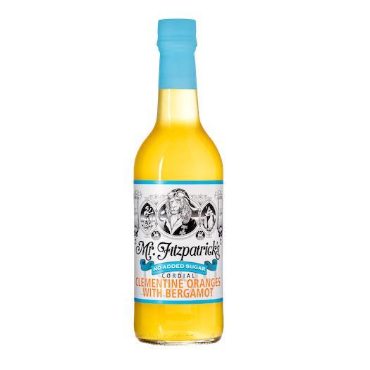 Mr. Fitzpatricks Clementine Orange/Bergamot (No added sugar) 500 ml