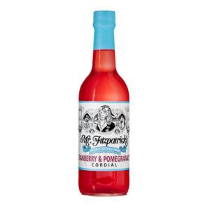 Mr. Fitzpatricks Cranberry & Pomgranate (No added sugar) 500 ml