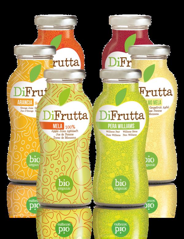 DiFrutta Appel (mela) 200 ml