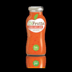 DiFrutta Sinaas-Wortel-Limoen 200 ml