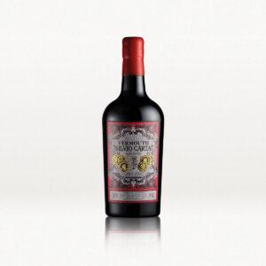 Vermouth Rosso Silvio Carta 75 cl 18°