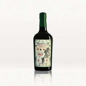 Vermouth SERVITO Bianco Silvio Carta 75 cl 18°