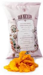 San Nicasio CHIPS gerookte paprika 150gr
