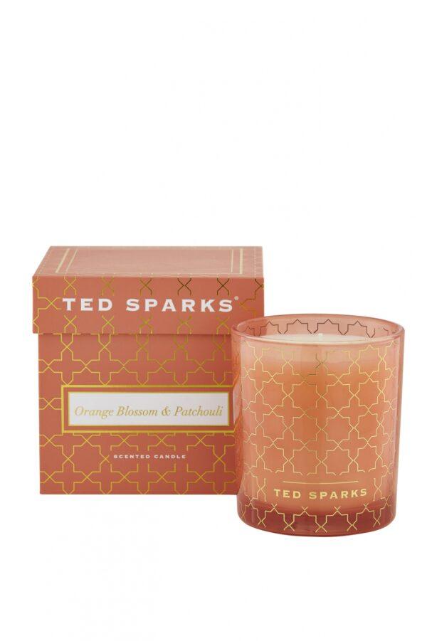 Ted Sparks Demi Orange Blossom & Patchouli