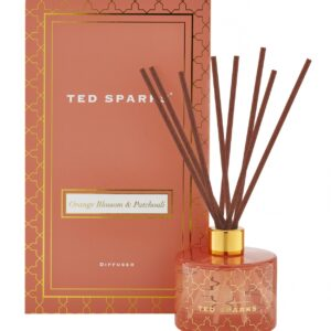 Ted Sparks Diffuser Orange Blossom & Patchouli
