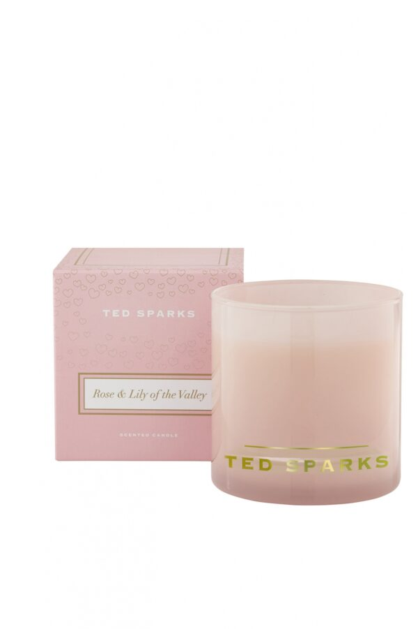Ted Sparks Imperial Rose & Lily of the Valley