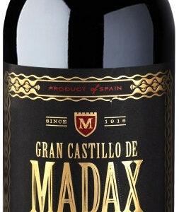 Gran Castillo de Madax 2018 75 cl 14°