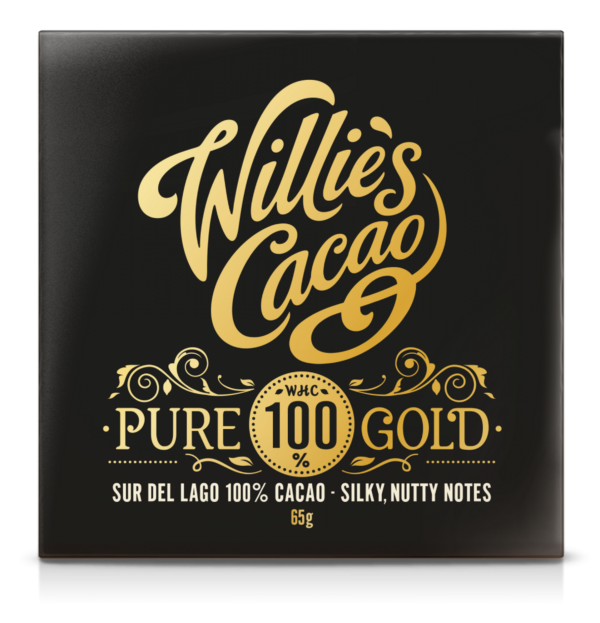 Willie's Cacao Repen - Pure Gold
