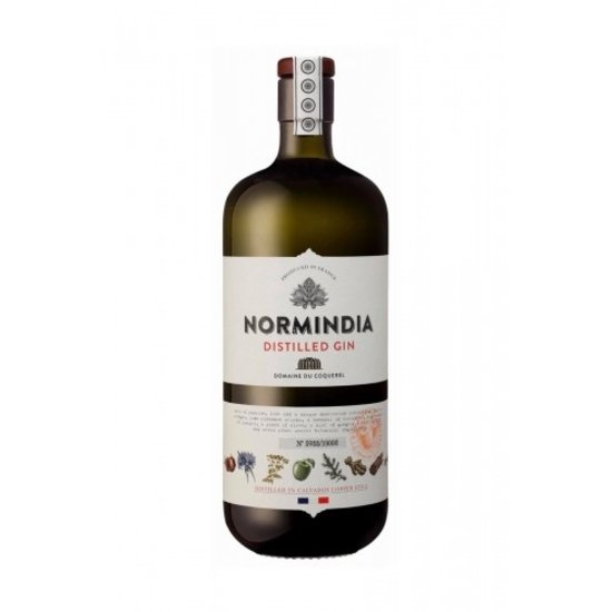 Normindia Gin Domaine Coquerel 70 cl