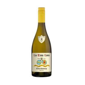 Les Trois Lunes Chardonnay 70 cl