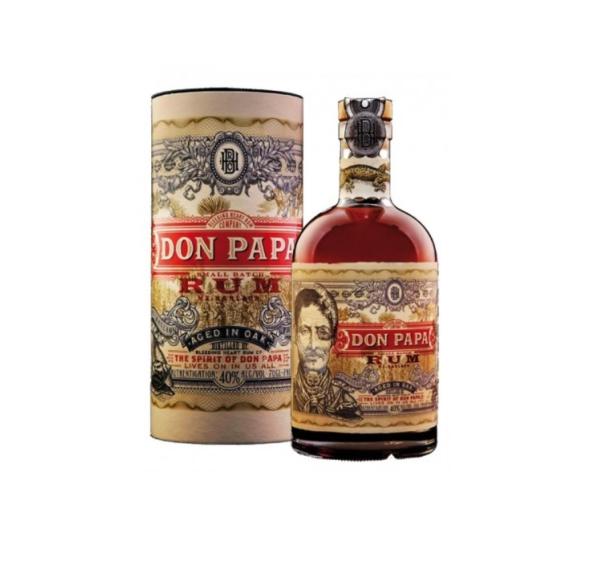 Don Papa Rum Original 70 cl