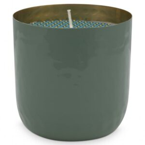 Cup with Candle Green