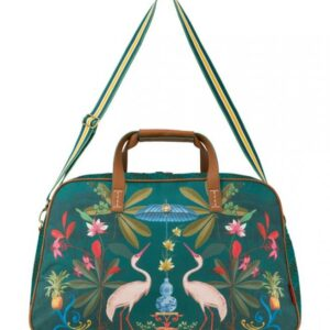 Weekend Bag Medium Heron Homage Green