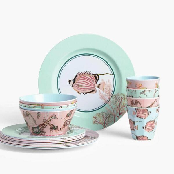 Picnic bowls Yvonne Ellen 4 designs