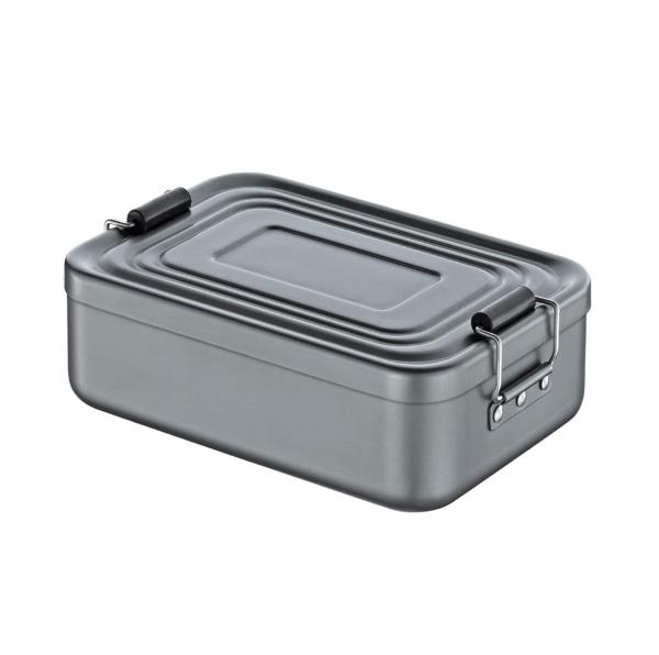 lunchbox small allu, antraciet