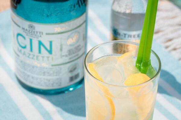 Gin Mazzatti 0.7l 42°