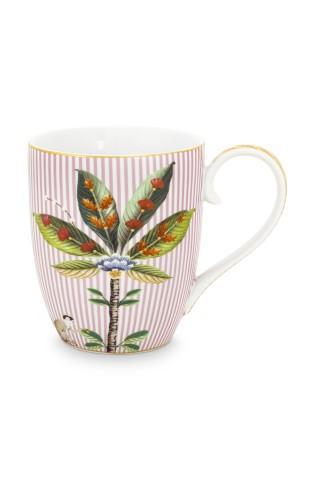 Mug XL La Majorelle Pink 450ml