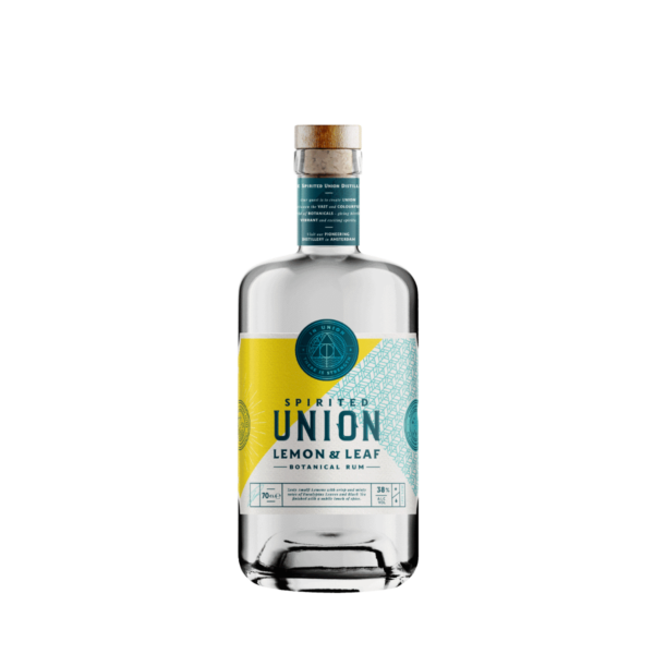 Spirited Union Botanical Rum Lemon & Leaf