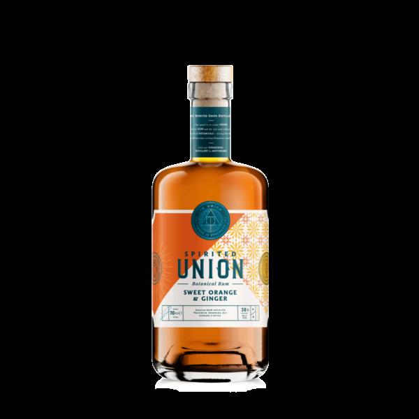 Spirited Union Sweet Orange & Ginger